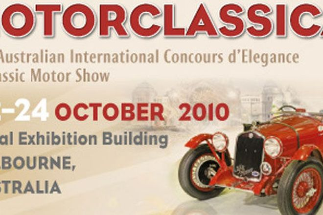 Motorclassica Viewing Times