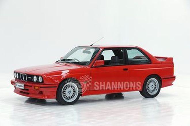 BMW E30 M3 EVO 2 Coupe (RHD)