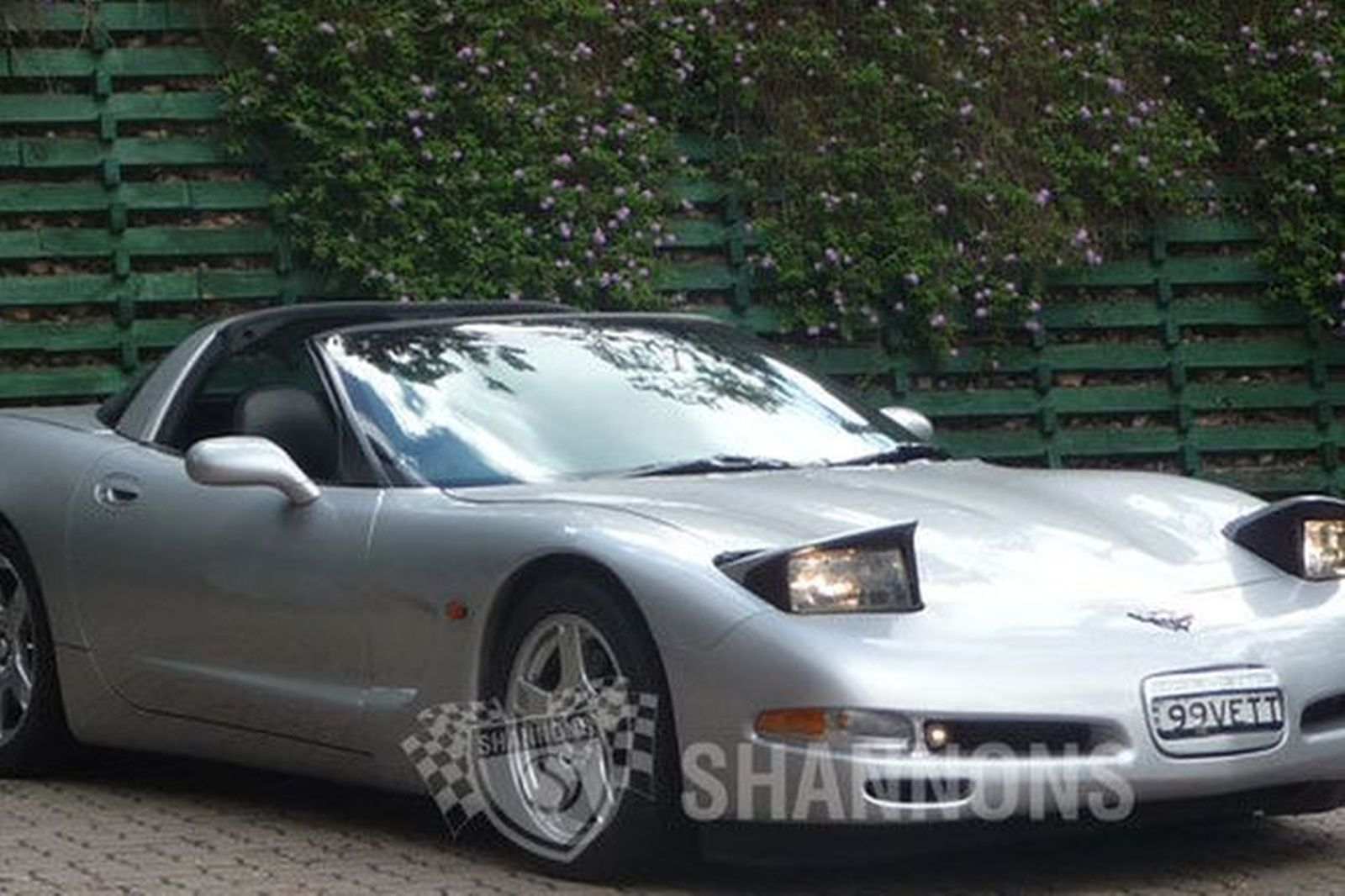 """How Much Will My Car Payment Be >> Chevrolet Corvette C5 """"Targa"""" Coupe (RHD) Auctions - Lot 25 - Shannons"""