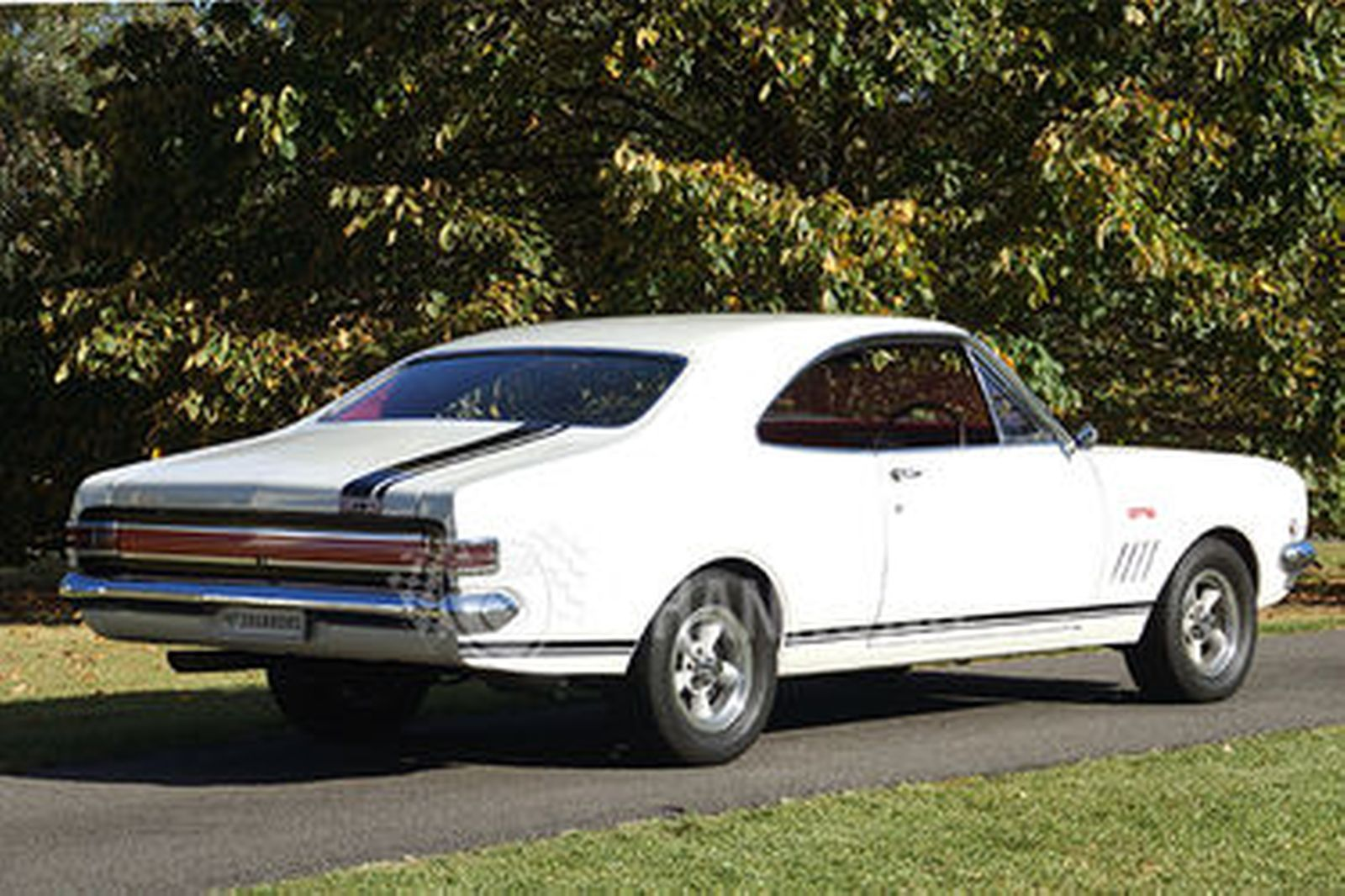 Sold: Holden HK Monaro '327 Improved' Coupe Auctions - Lot ...