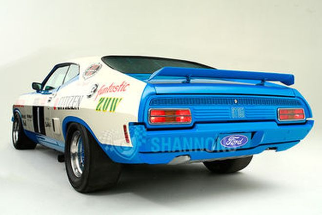 Ford XB GT Falcon 'Group C' Coupe Race Car  (Ex Goss/Bartlett)