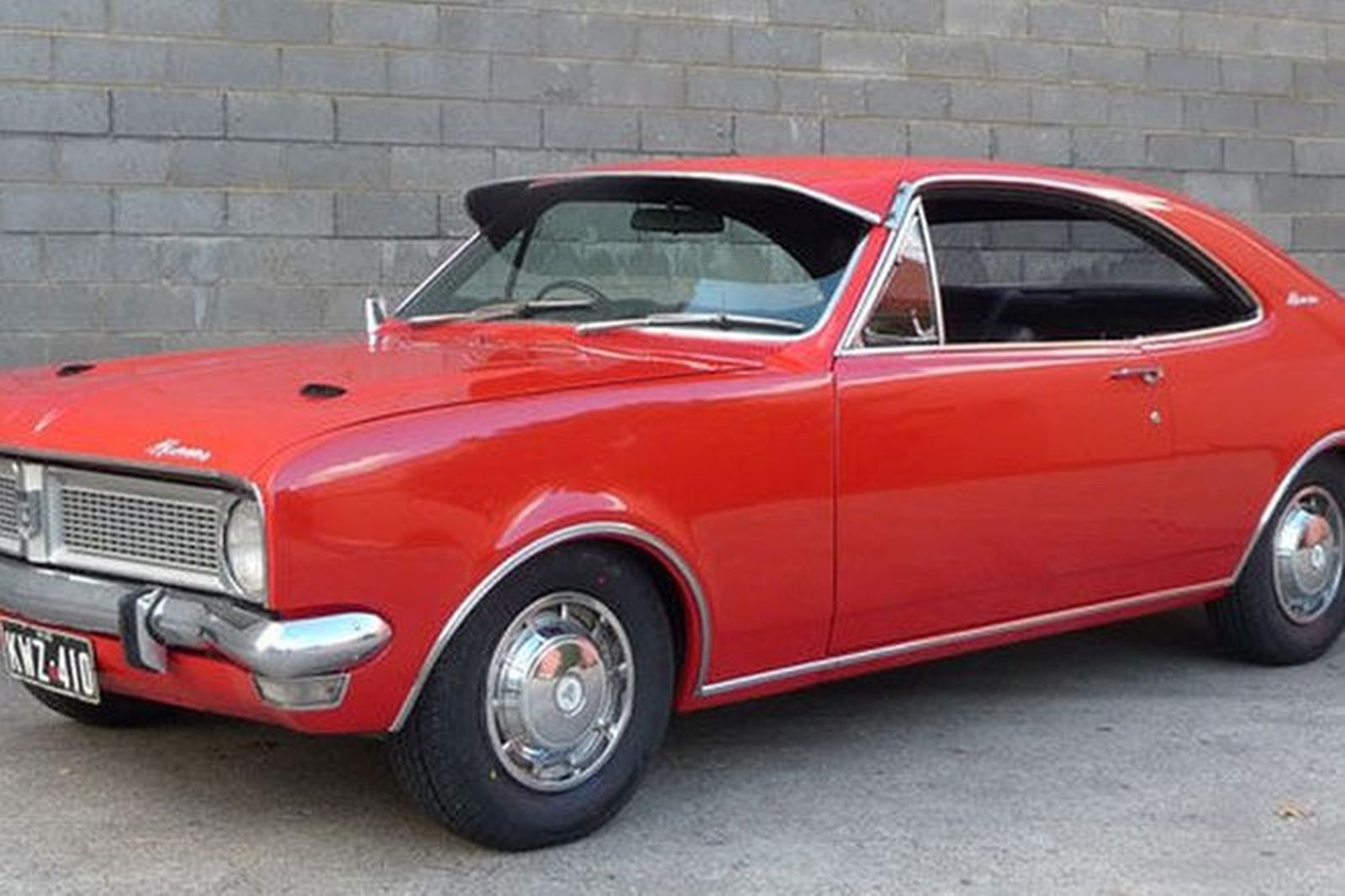 Holden HG Monaro 253 V8 Coupe Auctions - Lot 22 - Shannons