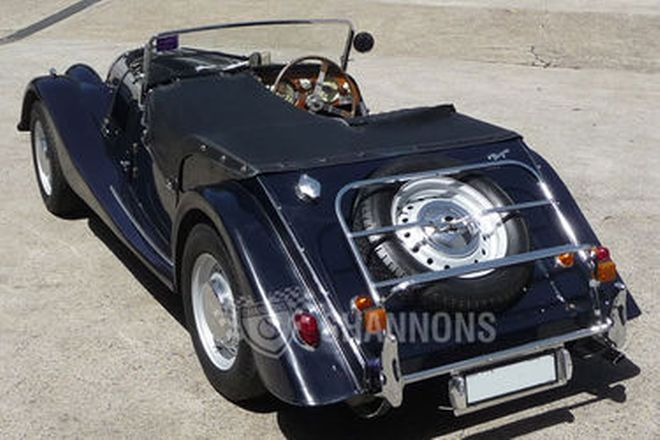 Morgan Plus 4 Roadster