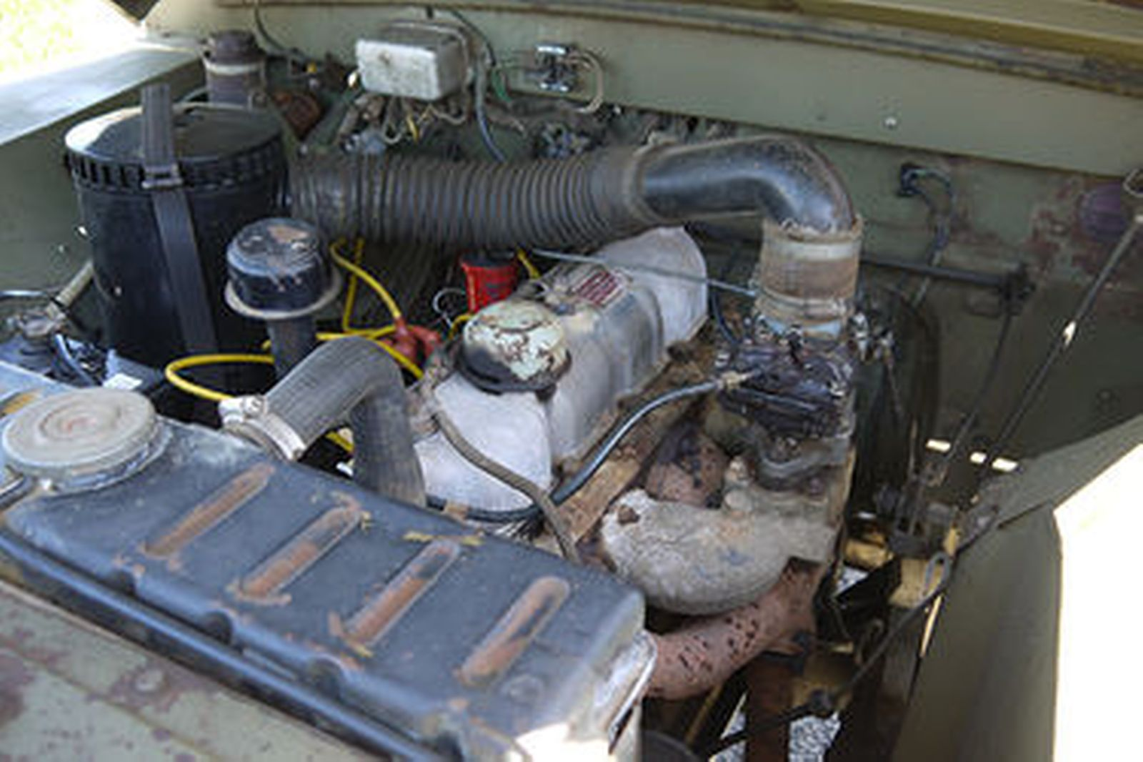 Landrover 2a 109 'Workshop' Utility