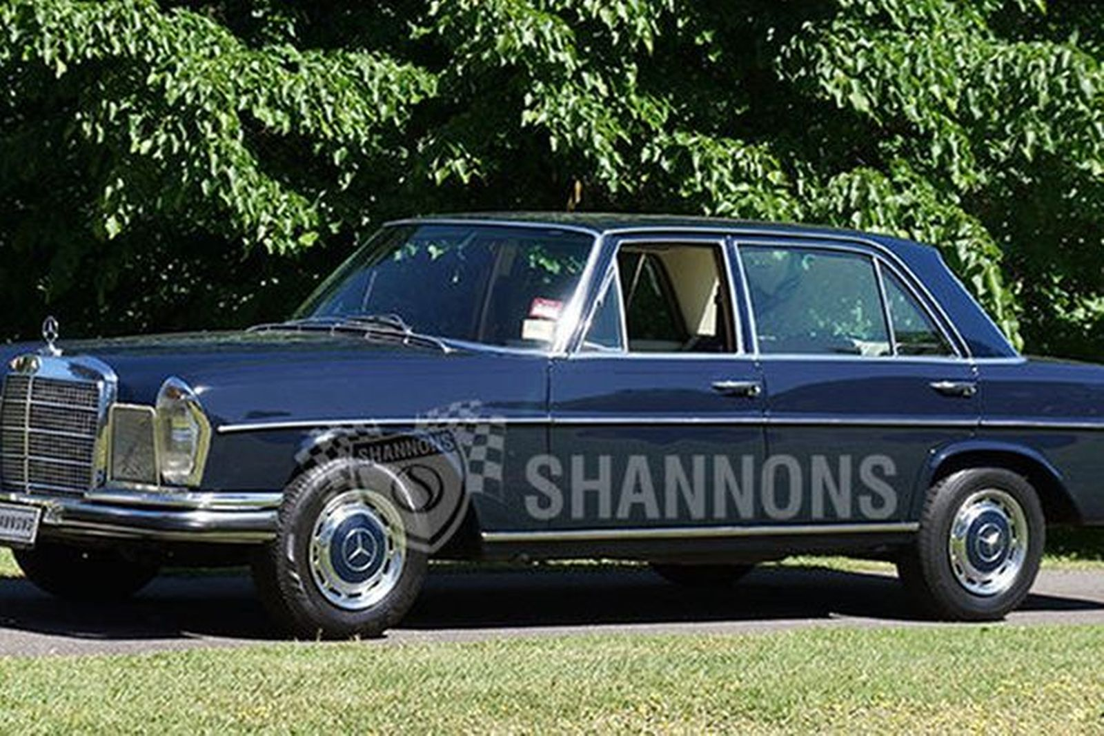 Dealerships Open On Sunday >> Sold: Mercedes-Benz 280SEL Saloon Auctions - Lot 16 - Shannons