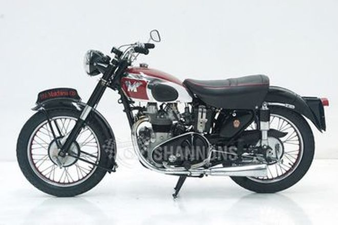 Matchless G9 500cc Motorcycle