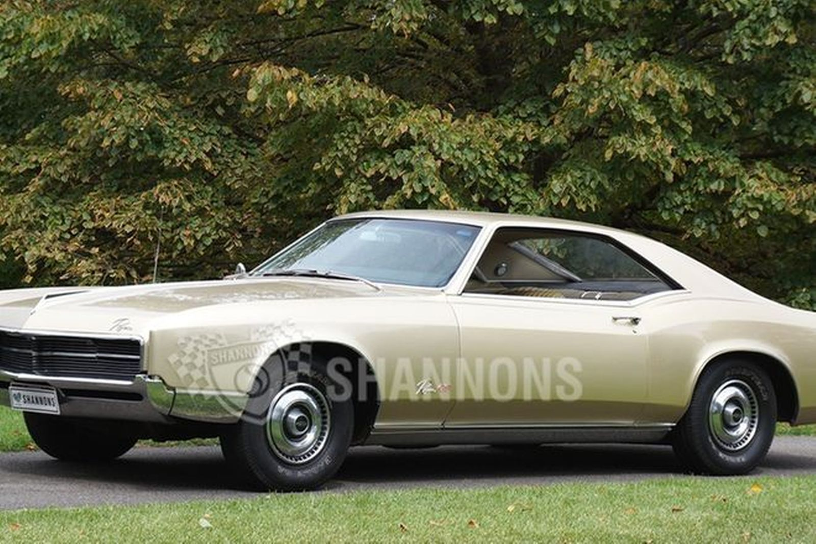 sold buick riviera gs coupe rhd auctions lot 29 shannons. Black Bedroom Furniture Sets. Home Design Ideas