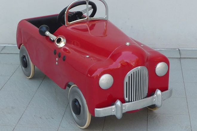 Pedal Car - Cyclops/Triang Sixty Pedal Car