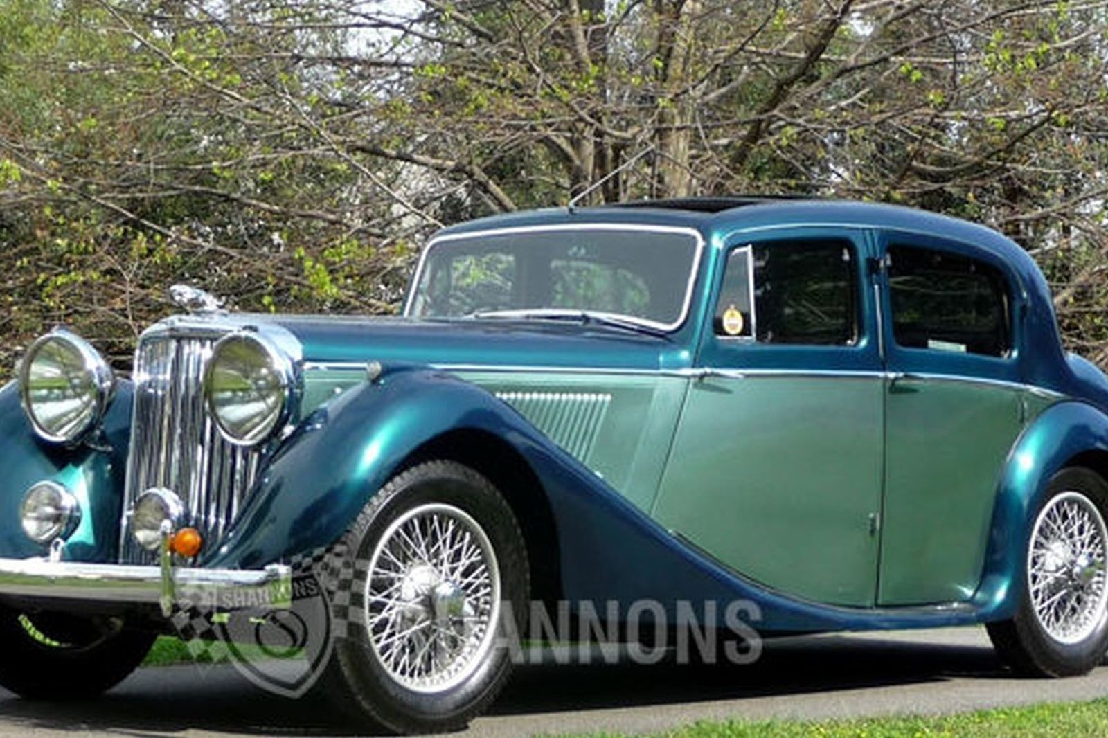 jaguar mk iv 3 5 saloon auctions lot 13 shannons. Black Bedroom Furniture Sets. Home Design Ideas