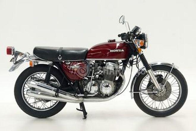 Honda CB750/4 K6 Motorcycle