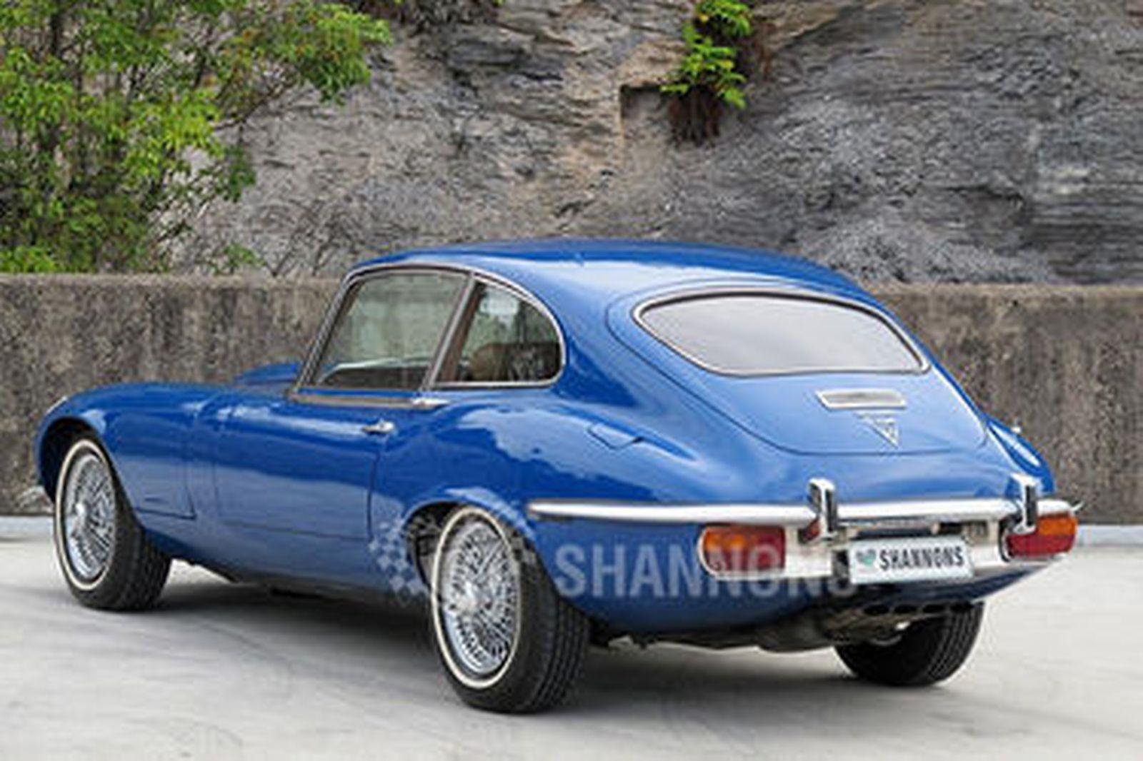 sold jaguar e type series 3 v12 coupe auctions lot 14 shannons. Black Bedroom Furniture Sets. Home Design Ideas