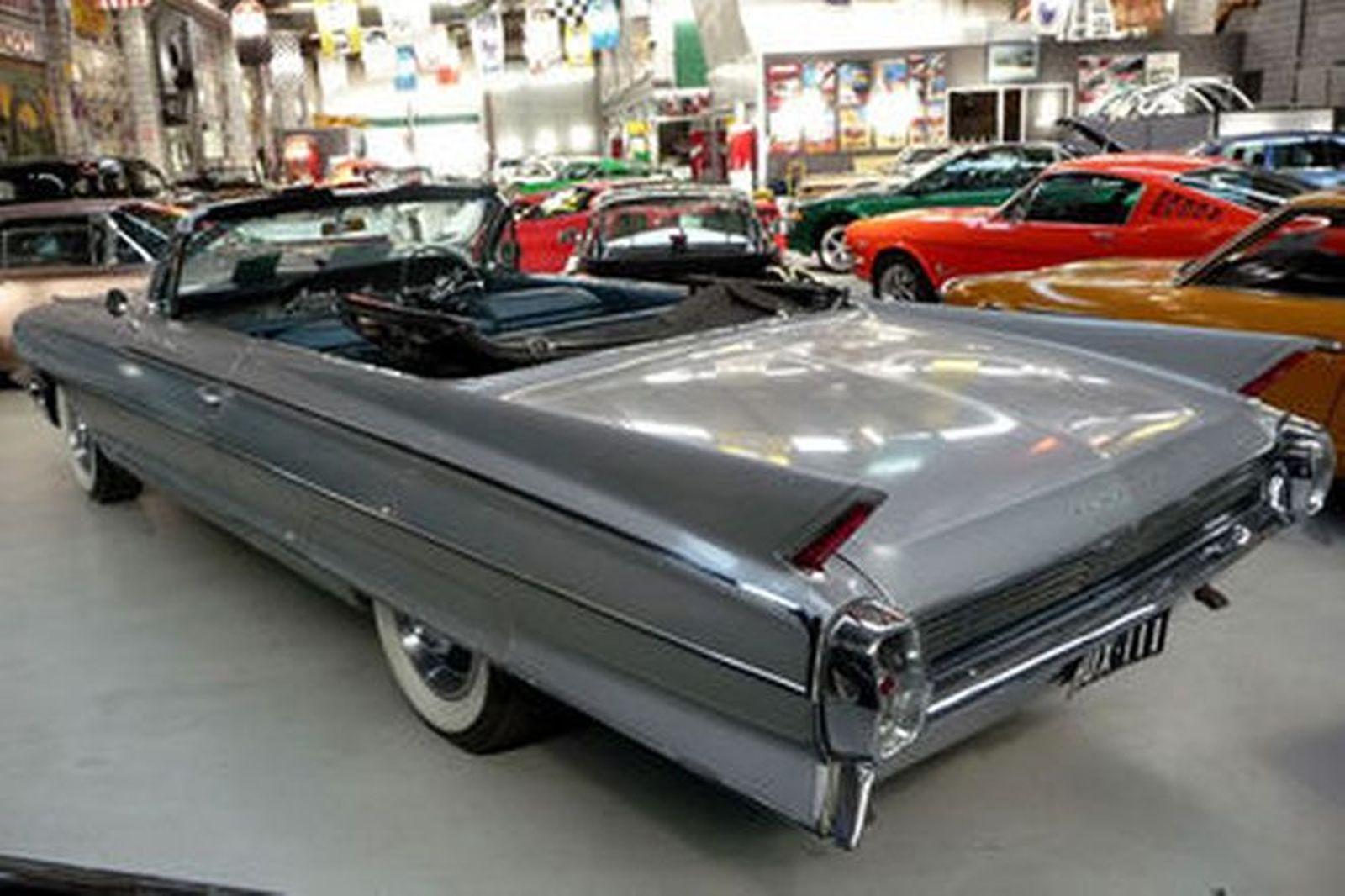 Cadillac eldorado biarritz convertible rhd