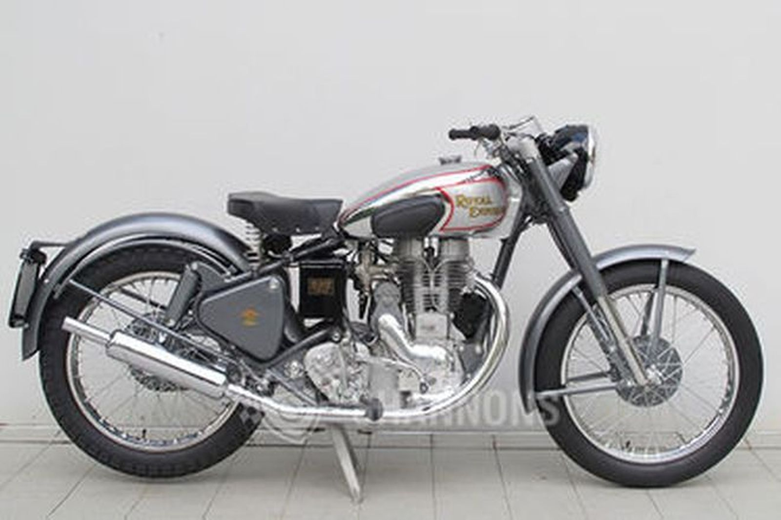 sold royal enfield bullet 350cc motorcycle auctions lot e shannons. Black Bedroom Furniture Sets. Home Design Ideas