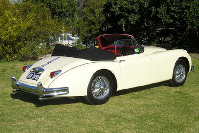 Jaguar XK150 Drop Head Coupe