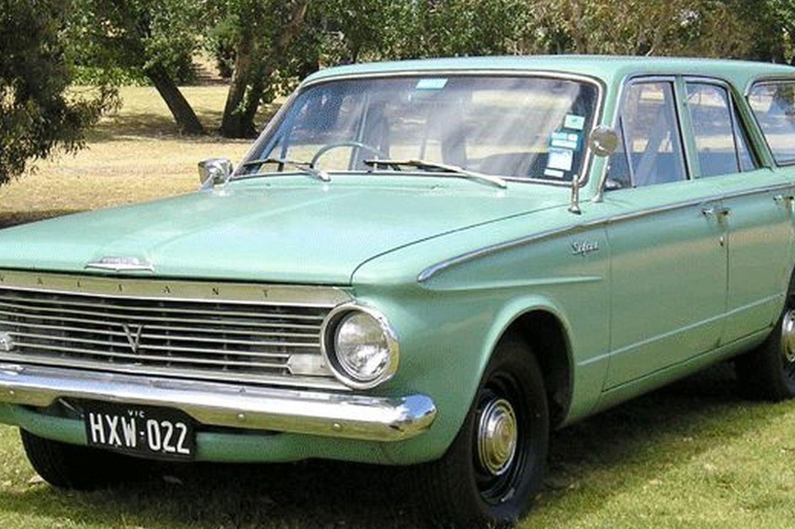 sold chrysler valiant ap5 safari station wagon auctions