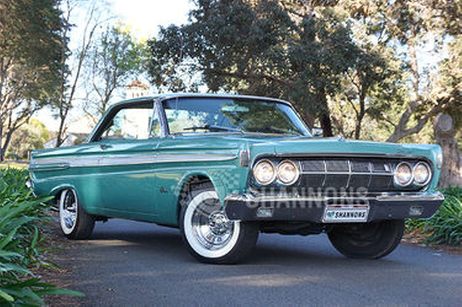 Ford Mercury Comet Caliente Coupe (LHD)