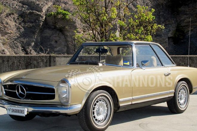 Mercedes-Benz 280SL Convertible