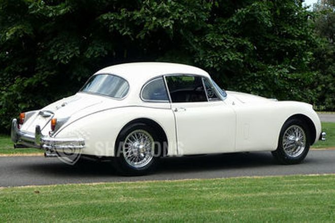 Jaguar XK150 3.8 Fixed Head Coupe