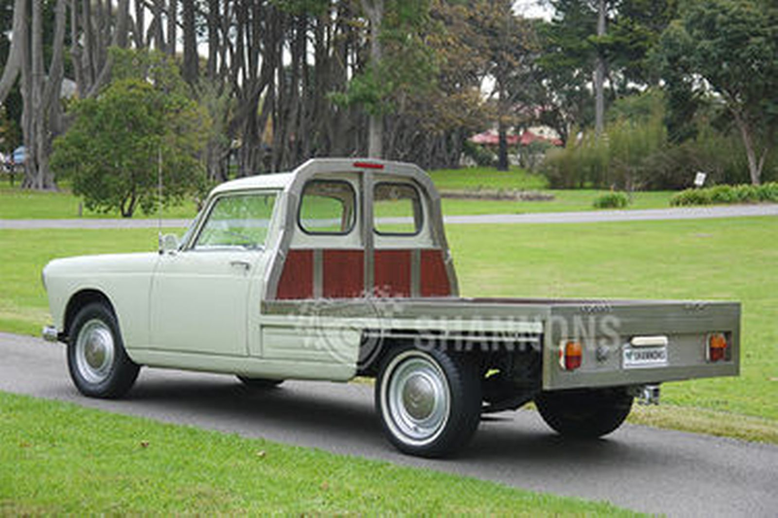 sold peugeot 404 utility auctions lot 8 shannons. Black Bedroom Furniture Sets. Home Design Ideas