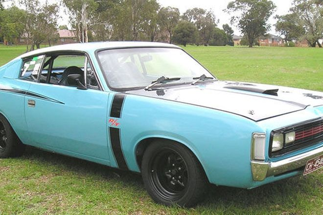 Chrysler VH Charger R/T Coupe (Race Car)