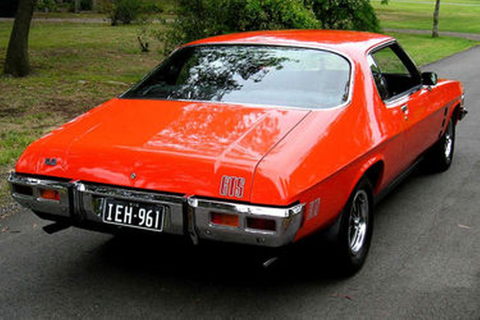 Holden Hj Monaro Gts 5lt Coupe Auctions Lot 50 Shannons