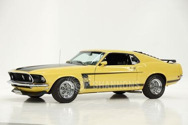 Ford 'Boss 302' Mustang Fastback (LHD) - 'Ian Cummins Collection'