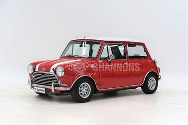 Morris Mini Cooper 'S' MkII Saloon