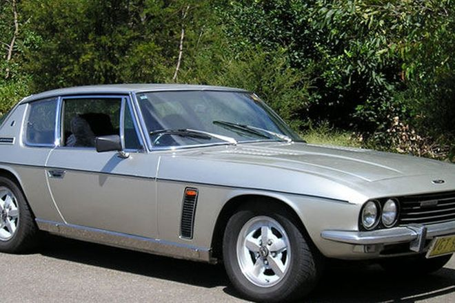 Jensen Interceptor Mark III Coupe