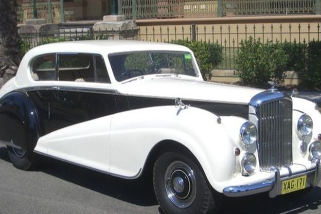 Bentley Mark VI Parkward Coupe