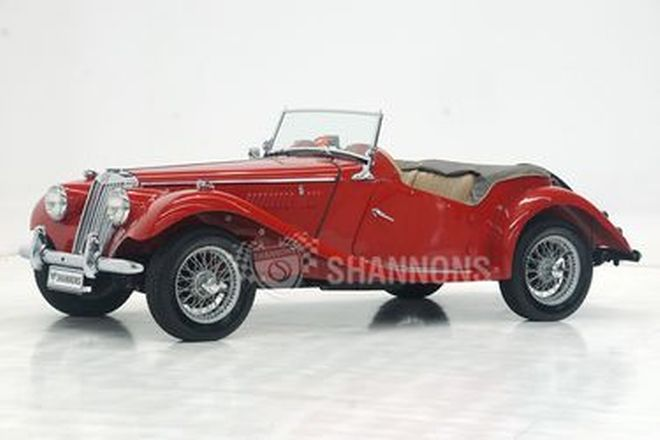 MG TF 1250 Roadster