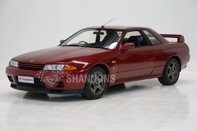 Nissan Skyline GT-R R32 Coupe (1 of 100 Australian Delivered)