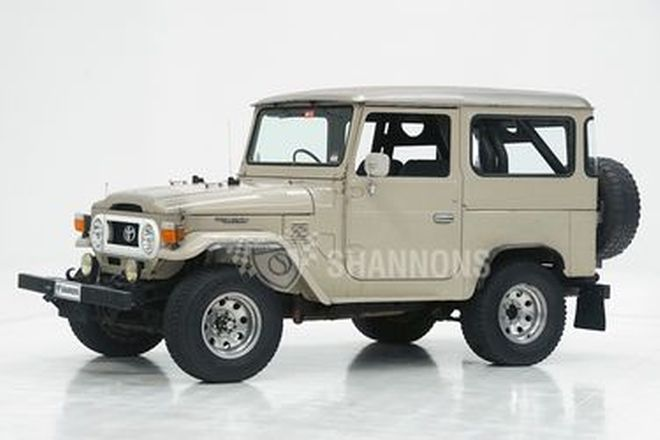 Toyota FJ40 Landcruiser SWB 'Modified' 253 V8 Wagon