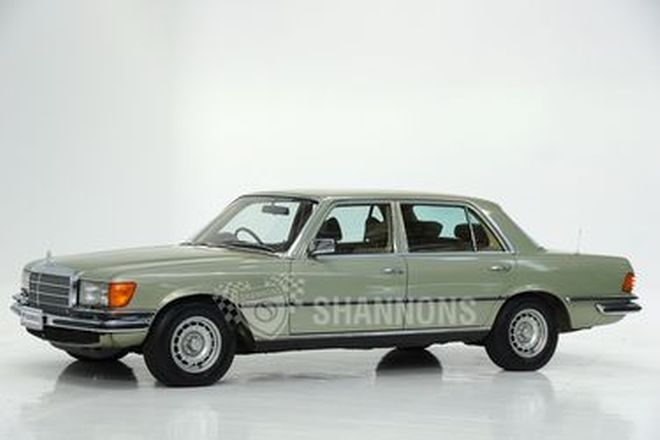 Mercedes-Benz 450SEL 6.9 Sedan