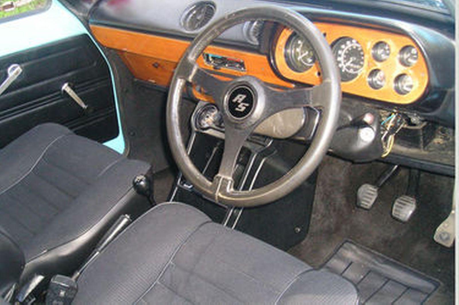 Sold Ford Escort Mk 1 Rs 2000 Prototype Sedan Auctions