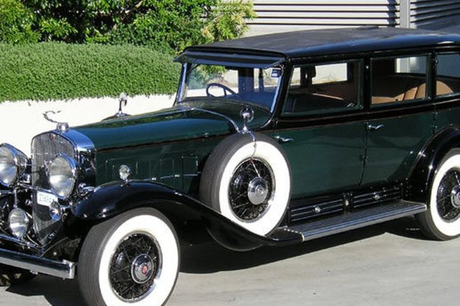 Cadillac V16 Series 452 'Madam X' 7-Seater Limousine