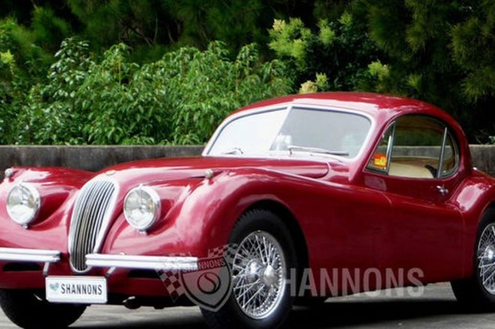 sold jaguar xk 120 fixed head coupe auctions lot 26 shannons. Black Bedroom Furniture Sets. Home Design Ideas