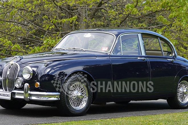 Jaguar Mk II '4.2 Improved' Saloon