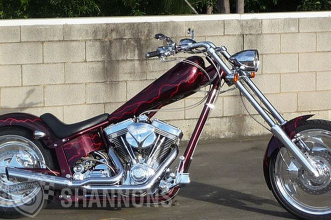 American Iron Horse Texas Chopper M/Cycle