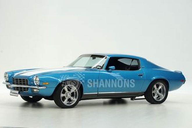 Chevrolet Camaro LT Coupe (LHD)