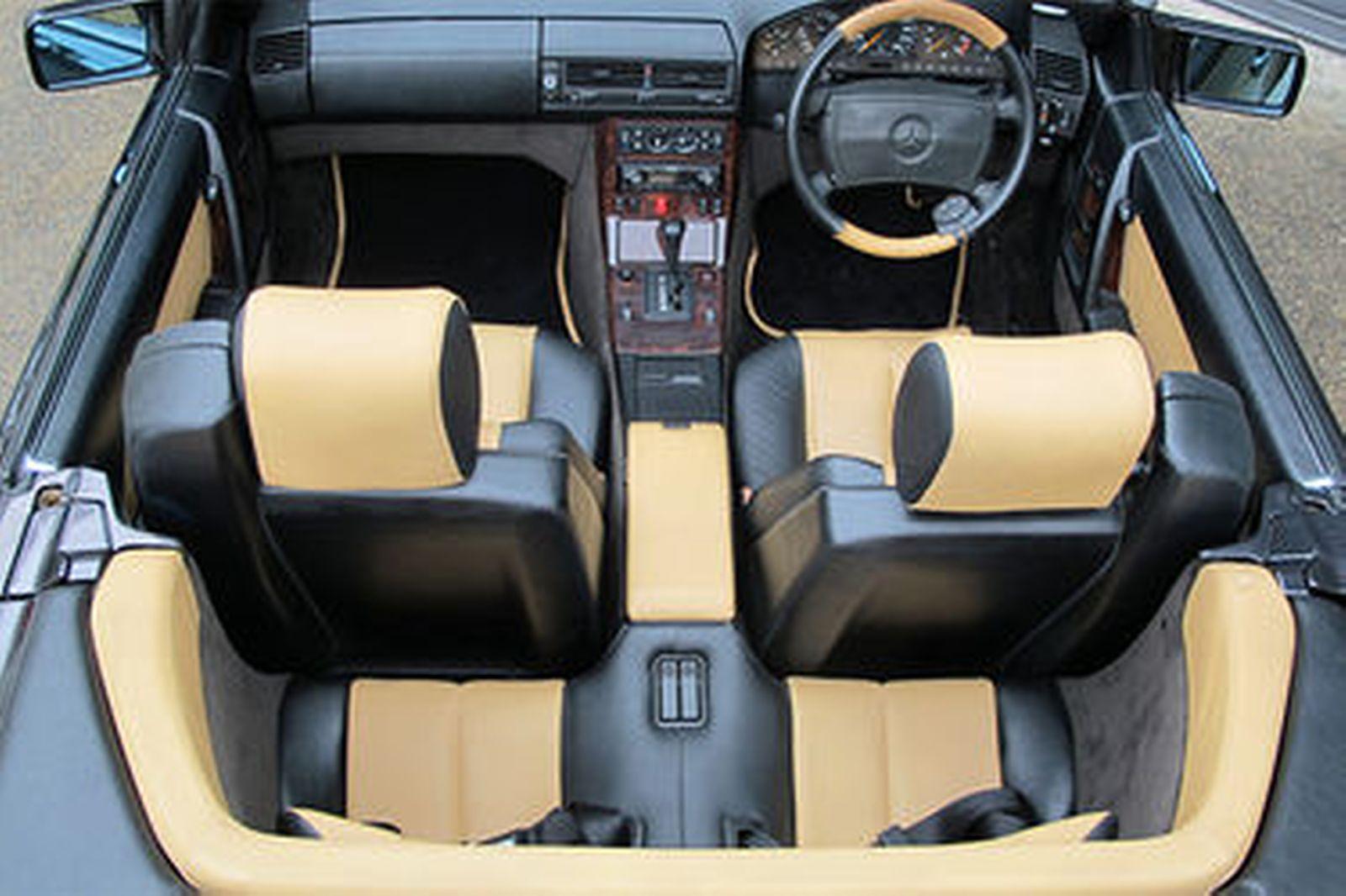 Mercedes-Benz 500SL Convertible