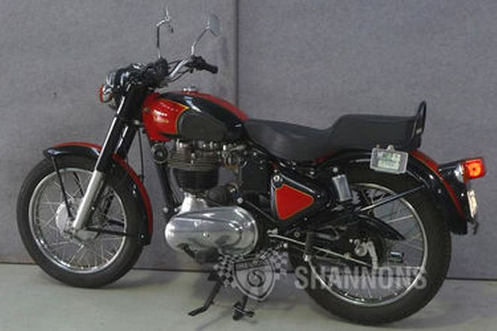 Royal Enfield 500cc Motorcycle Auctions Lot 3 Shannons