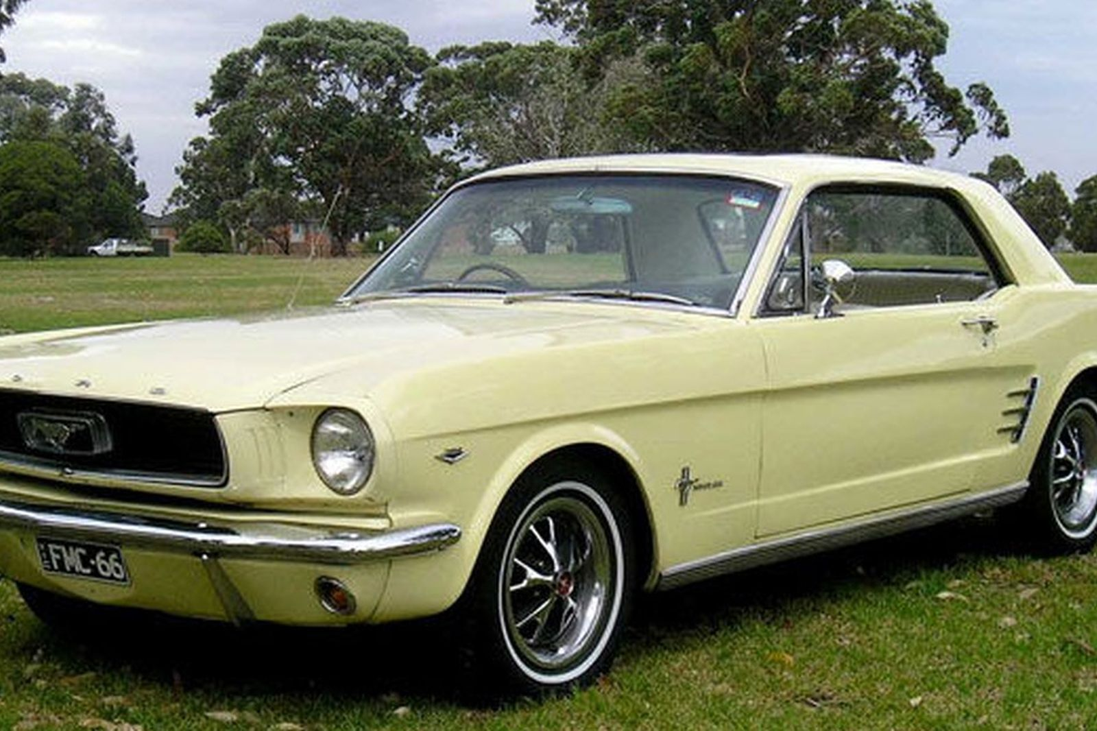 ford mustang coupe rhd auctions lot 22 shannons. Black Bedroom Furniture Sets. Home Design Ideas