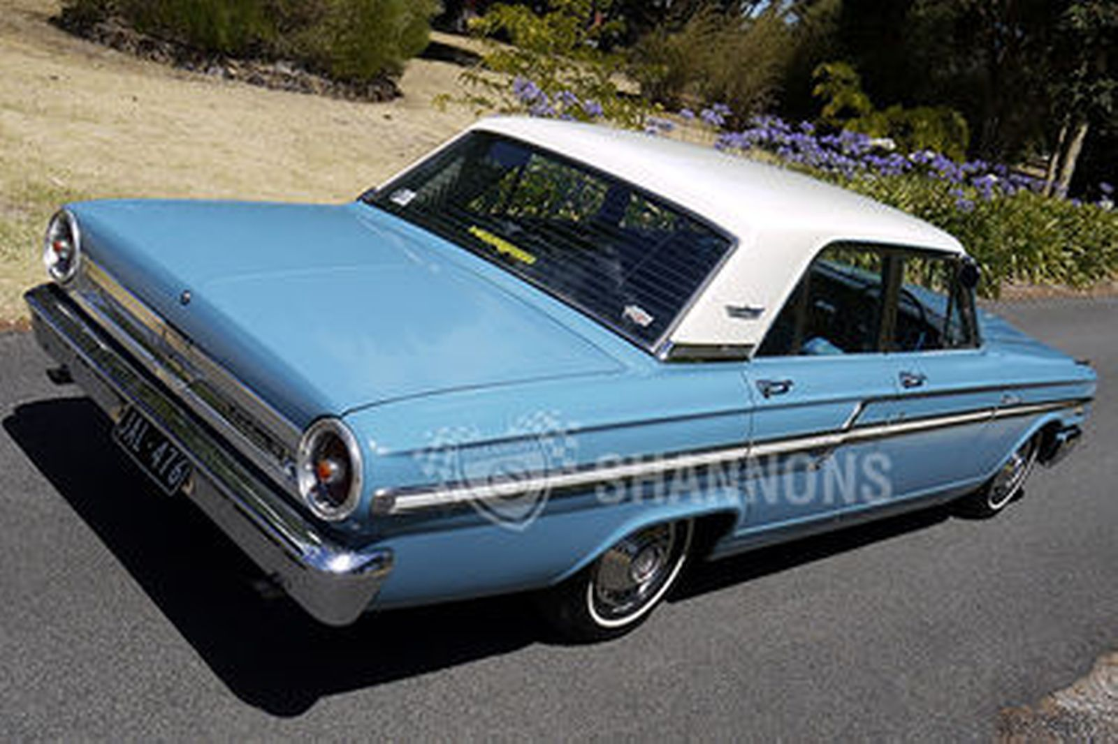 Ford Fairlane 500 Compact Sedan Auctions - Lot 37 - Shannons
