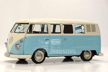 Volkswagen 'Split Window' Kombi Van