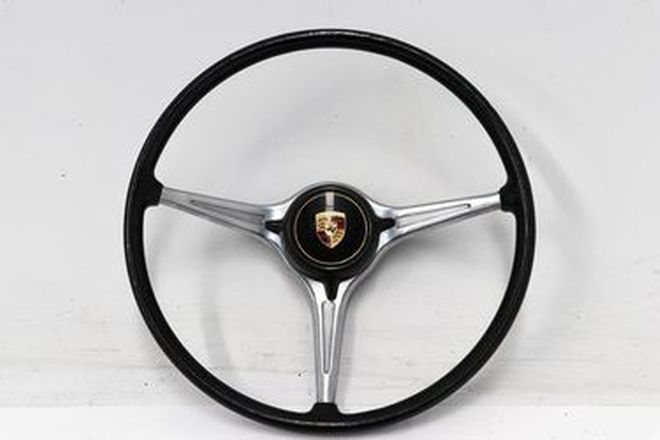 Steering Wheel - Porsche 356 - From the 'Ian Cummins Collection'