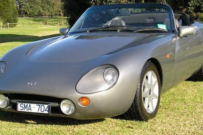 TVR Griffith 500 Convertible