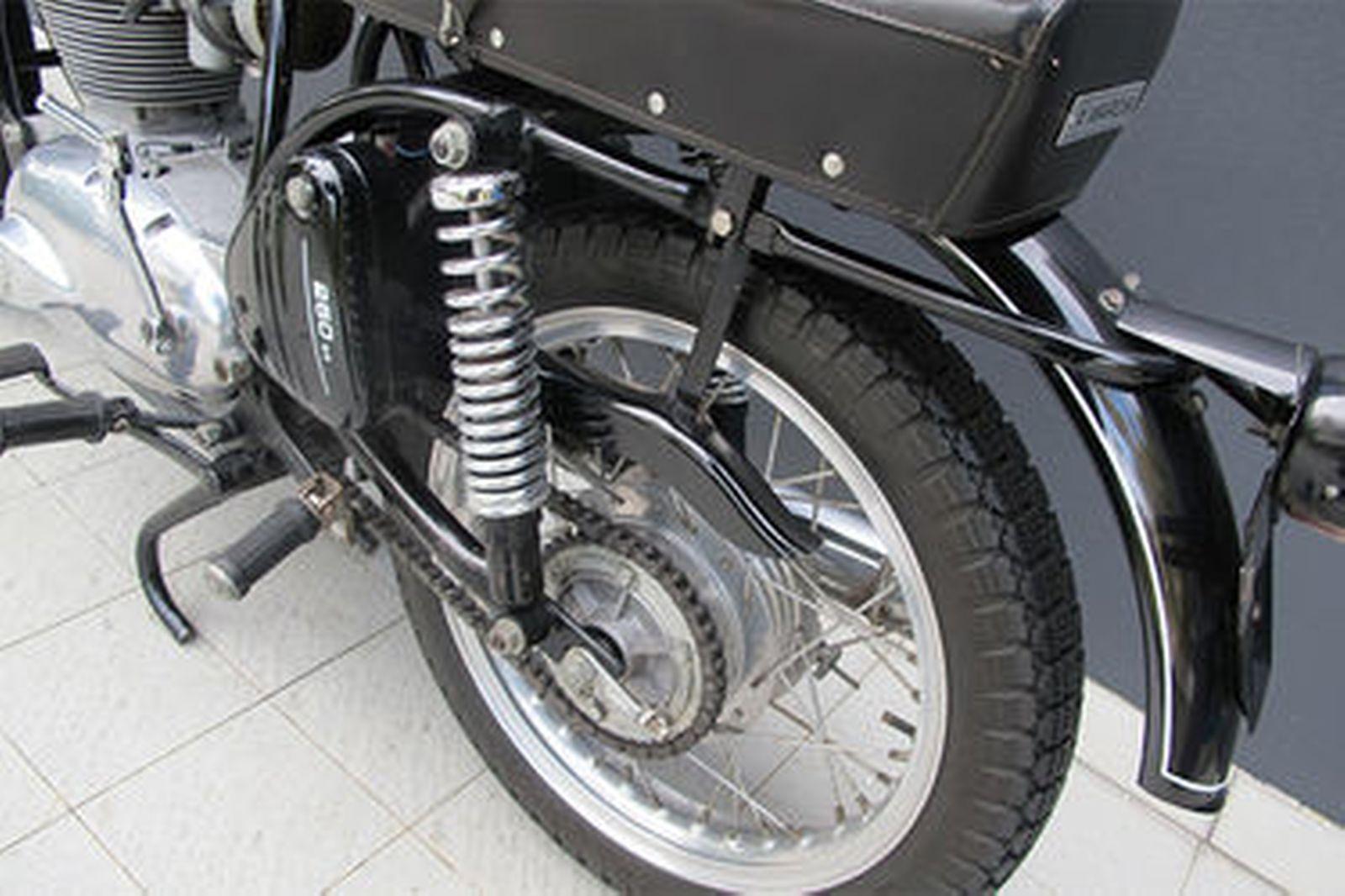Benelli 'Montgomery Wards' 250cc Motorcycle