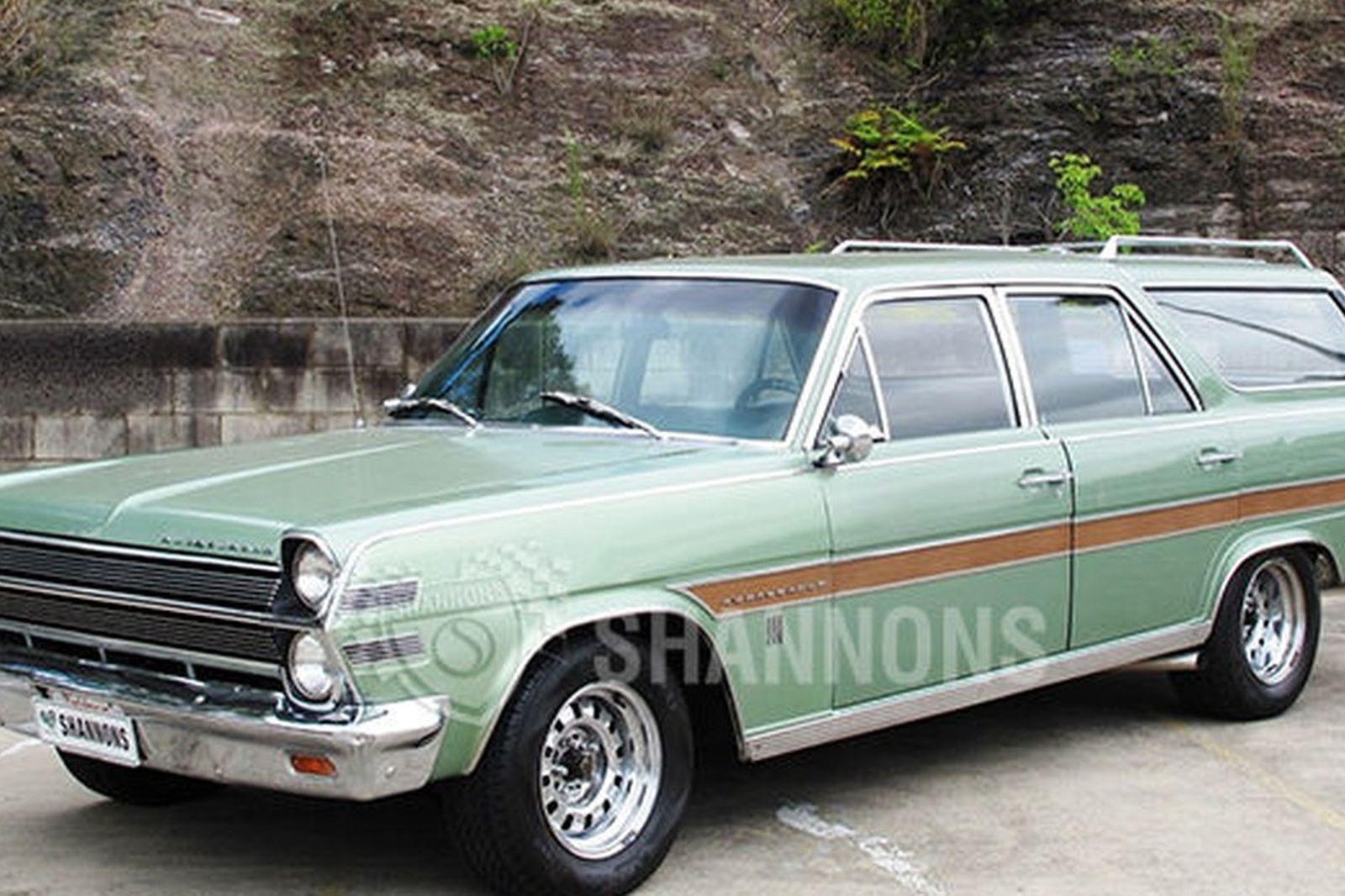 AMC Ambassador 990 Cross Country Wagon (LHD) Auctions - Lot 15 ...