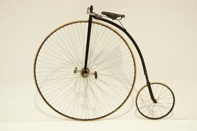 Penny Farthing Bicycle (48