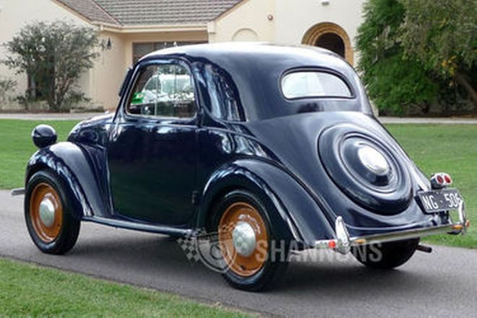 sold fiat topolino 500b coupe auctions lot 17 shannons. Black Bedroom Furniture Sets. Home Design Ideas